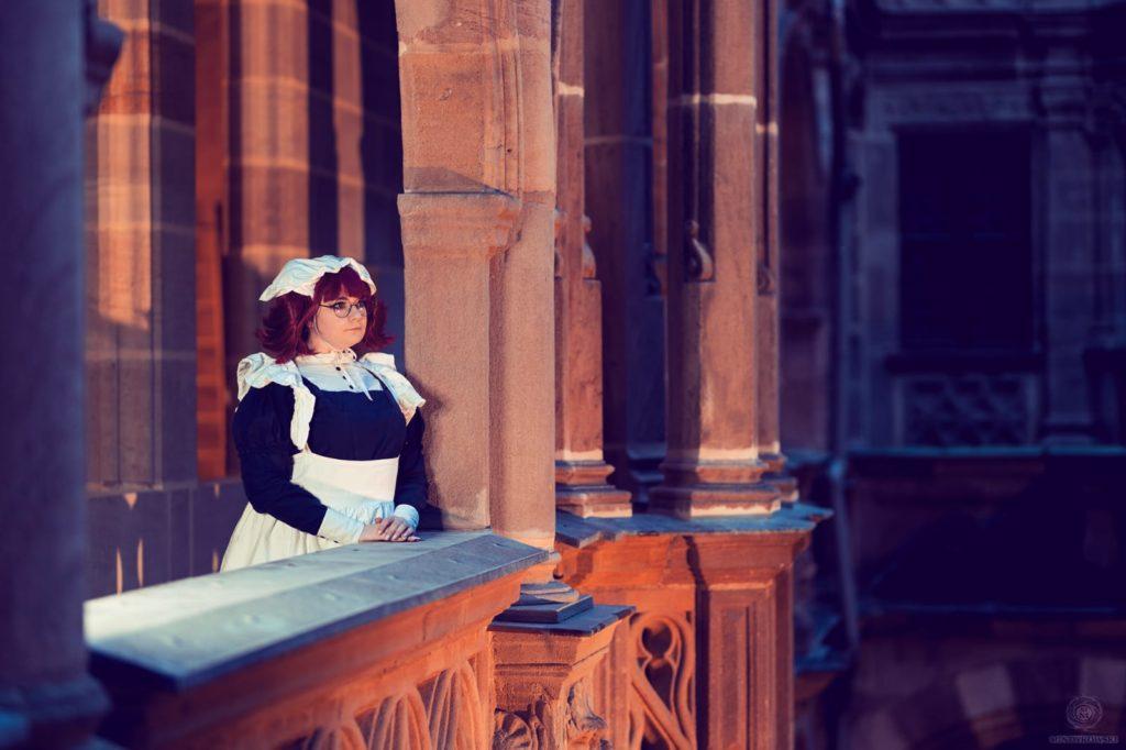 Cosplay: Sandra Wentzke @miss.ghosti, Bild © Mariusz M / @mindykowski_art