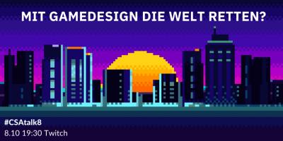 Mit Game Design die Welt retten